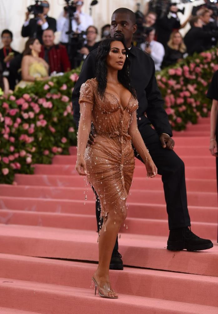 Kim Kardashian al MET Gala 2019