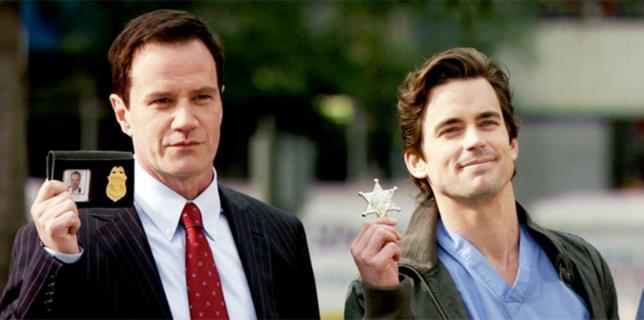 Peter e Neal di White Collar