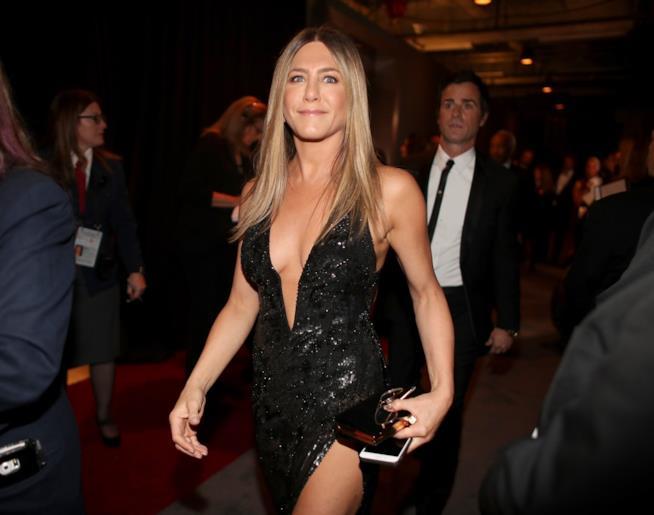 La splendida Jennifer Aniston