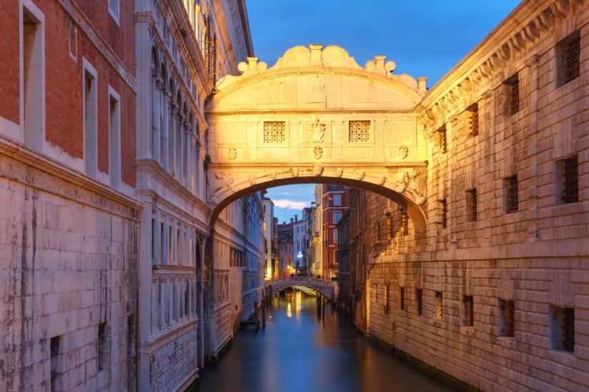 Ponte dei Sospiri, Venezia