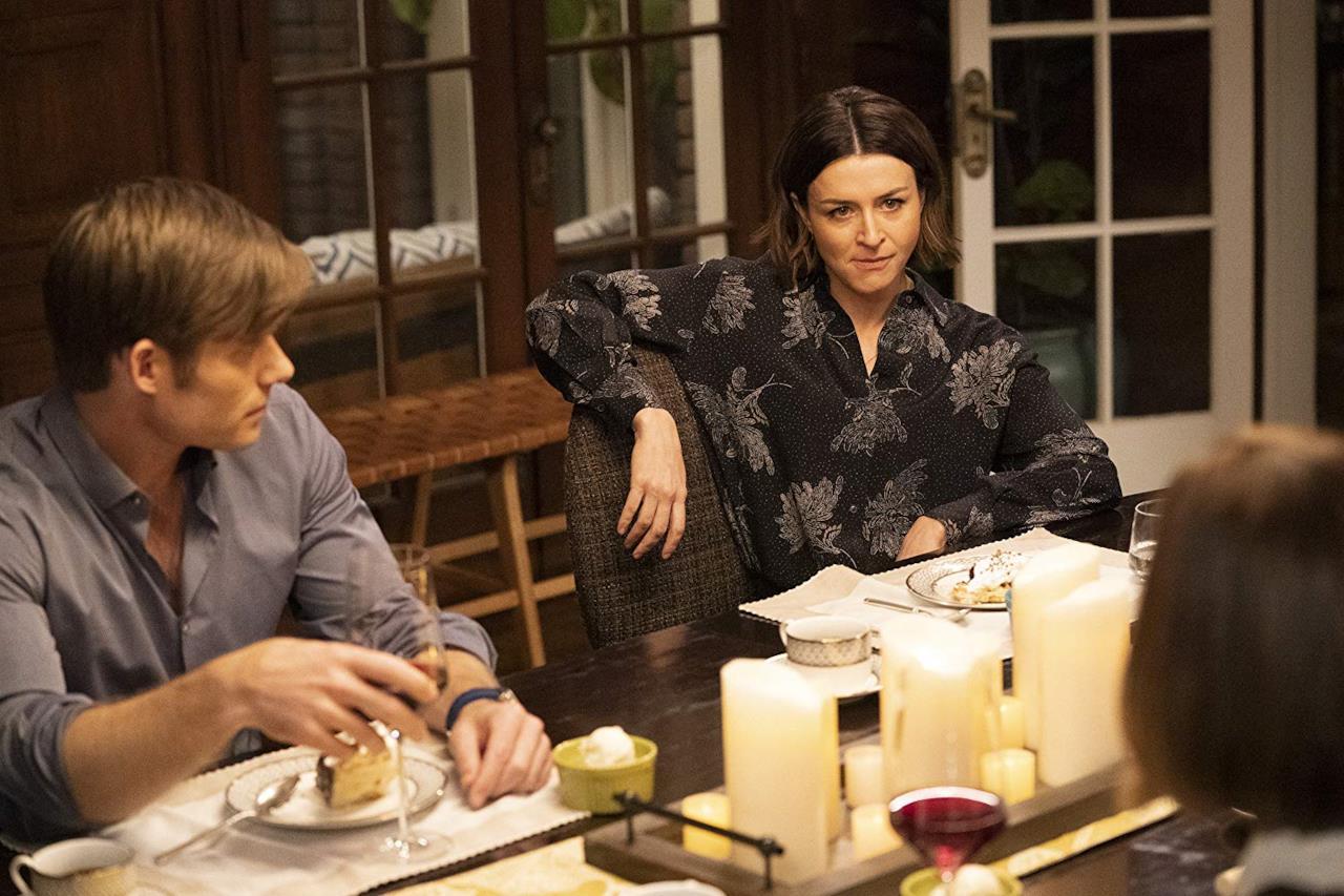 Una scena dall'episodio Amelia-centrico di Grey's Anatomy