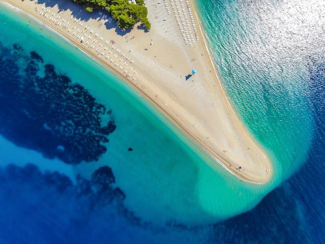 Croazia isola di Brac