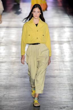 Sfilata ALBERTA FERRETTI Collezione Donna Primavera Estate 2019 Milano - 41