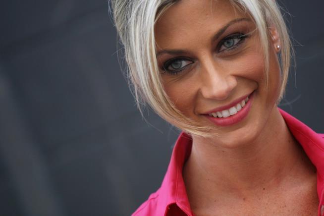 La showgirl Maddalena Corvaglia è solo amica dell'ex Enzo Iacchetti