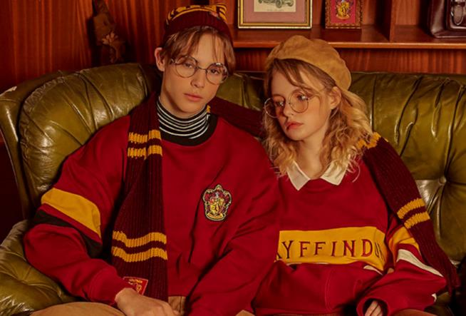 Due outfit Harry Potter