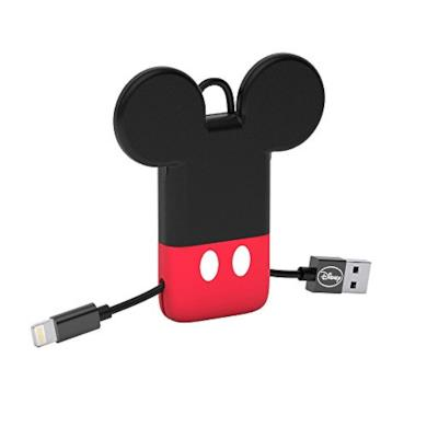 Disney Mickey Mouse Lightning Cavo USB per Apple iPhone