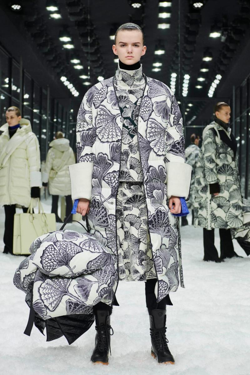 Sfilata MONCLER Collezione Donna Autunno Inverno 19/20 Milano - 34