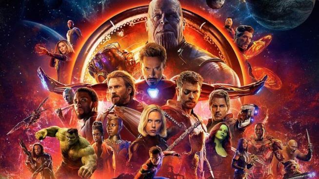 Il poster di Infinity Wae