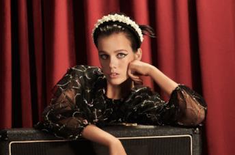 Zara presenta la sua nuova linea di capi e accessori rock