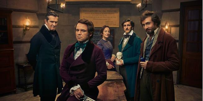 I personaggi della serie TV Quacks