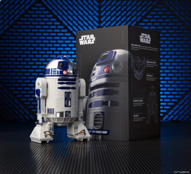 Il droide R2-D2 di Sphero