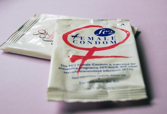Il preservativo femminile