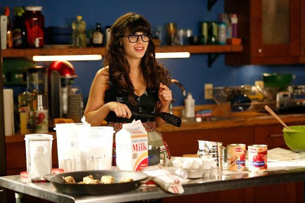 Jess in cucina