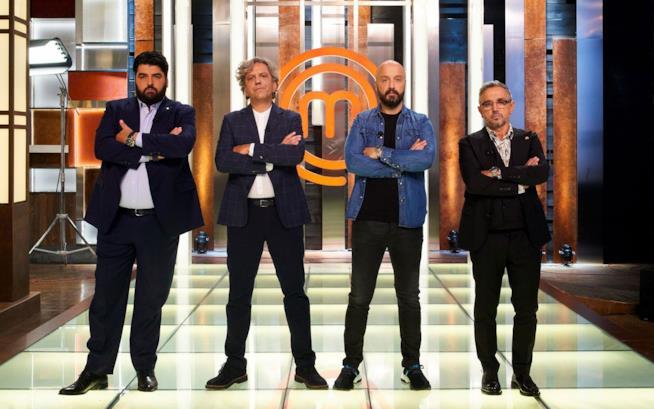 I 4 giudici di MasterChef Italia: uno è nuovo! Benvenuto Giorgio Locatelli