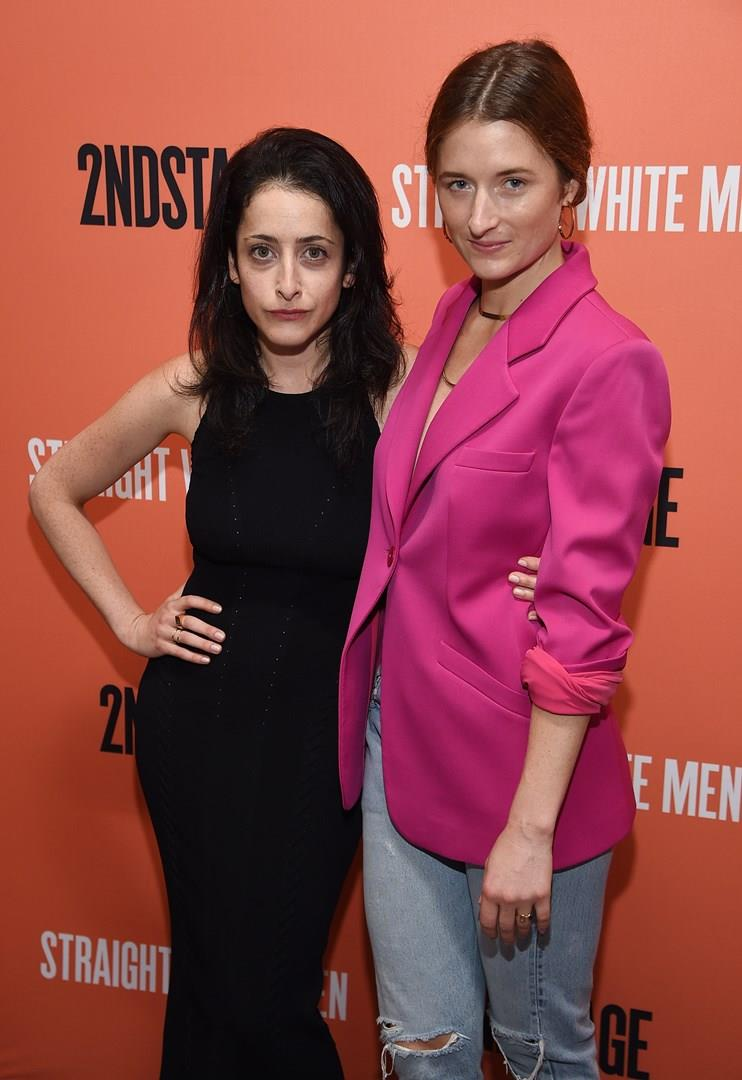 Lila Neugebauer insieme a Grace Gummer