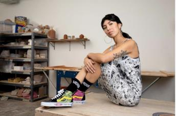 Capsule collection Lady Vans