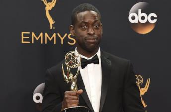 Il vincitore dell'Emmy Sterling K. Brown per This Is Us
