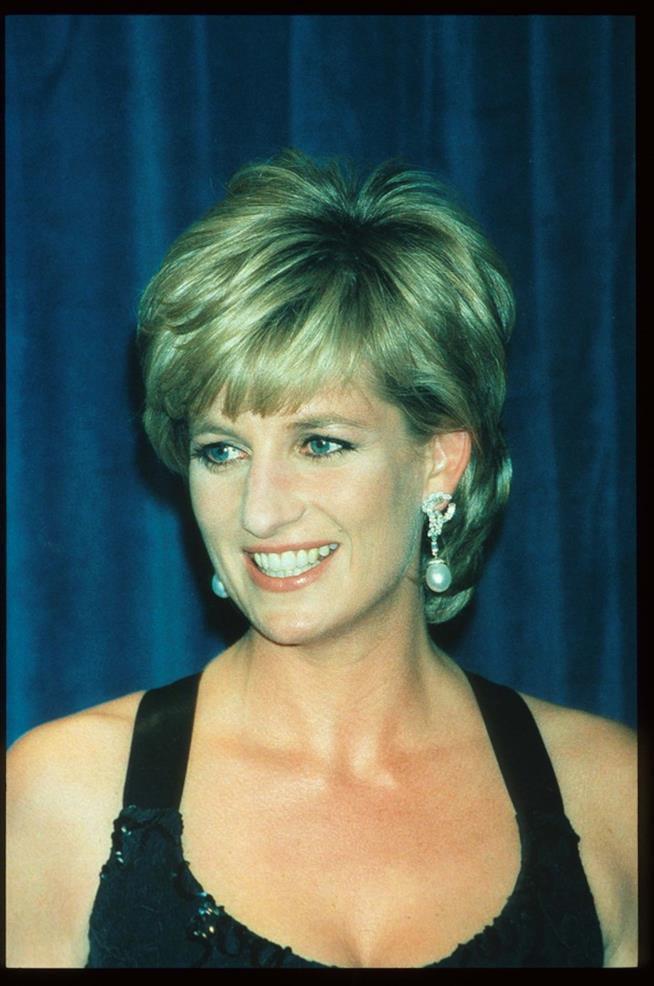 La principessa Diana Spencer