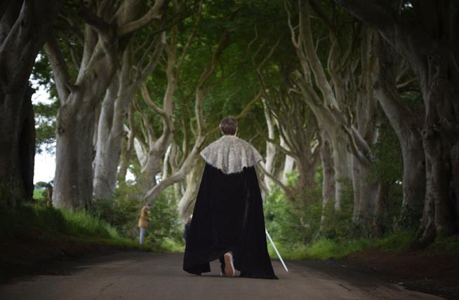 Il set irlandese di Game of Thrones