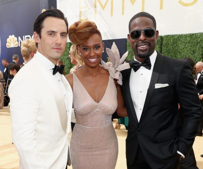 Milo Ventimiglia e Sterling K. Brown