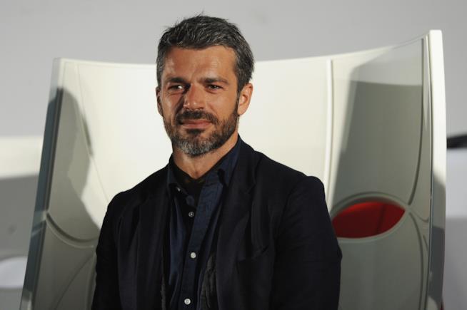 L'attore italiano Luca Argentero