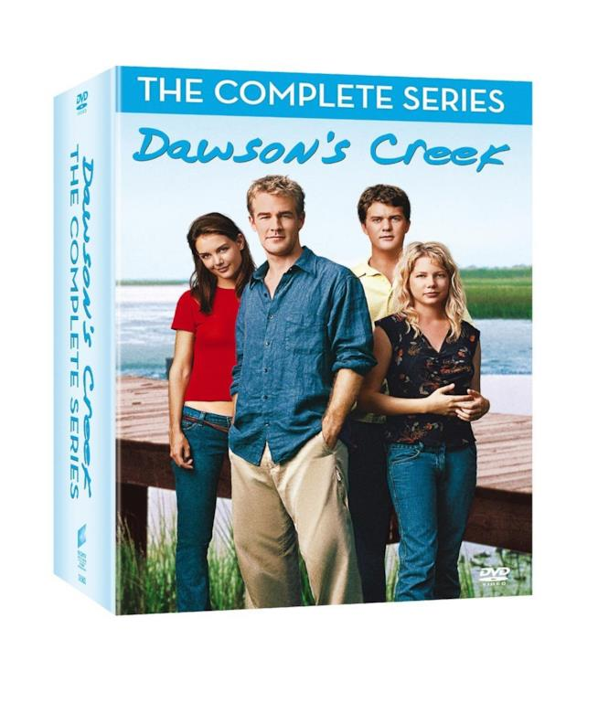 Cofanetto DVD di Dawson's Creek - Stagioni 1-6