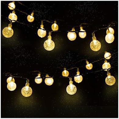 Catena Luminosa decorativa da esterno
