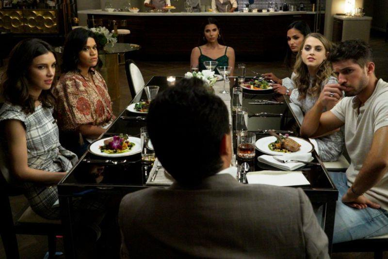Grand Hotel: un'immagine dal quinto episodio della stagione uno