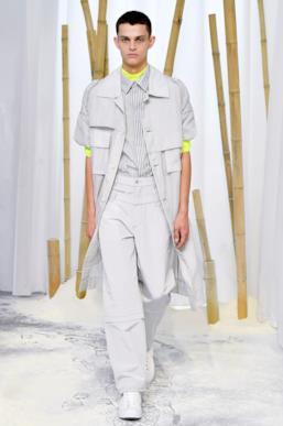 Sfilata FENG CHEN WANG Collezione Uomo Primavera Estate 2020 Londra - CSC_2608