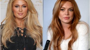 Paris Hilton e Lindsay Lohan