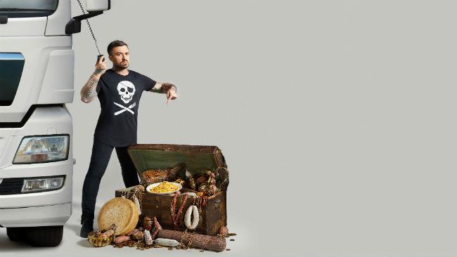 Chef Rubio in versione documentarista