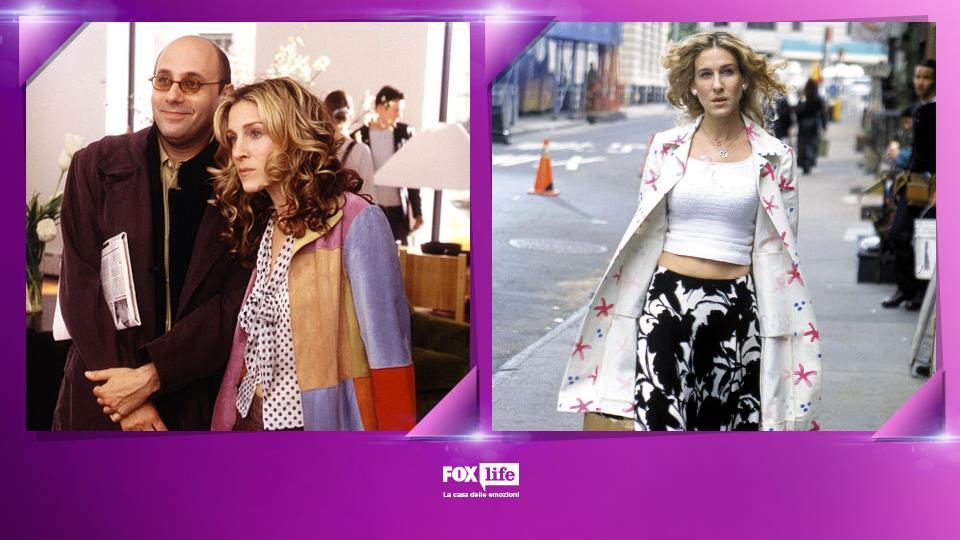 I migliori look sfoggiati da Carrie Bradshaw, una vera icona di stile!