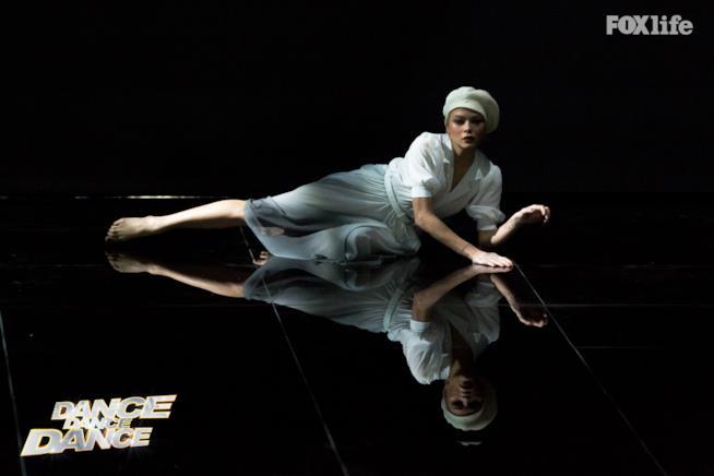 Giulia Provvedi a Dance Dance Dance, nella settima puntata