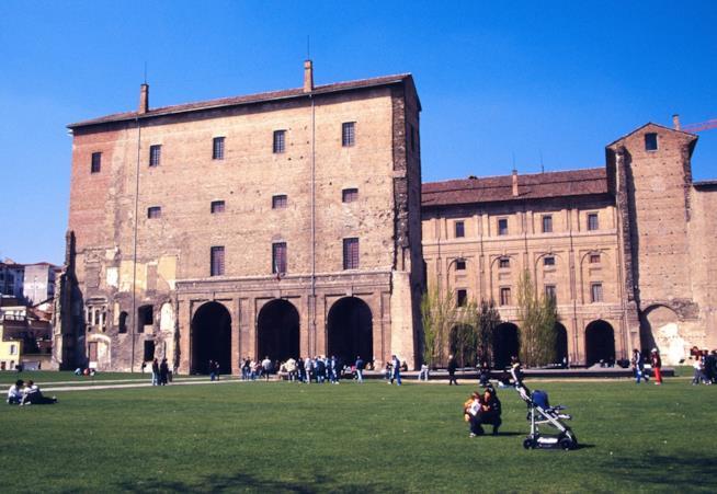 Parco e Palazzo della Pilotta