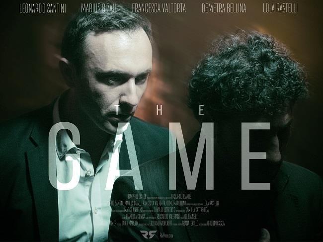 The Game verrà presentato alla sesta edizione del Roma Web Fest
