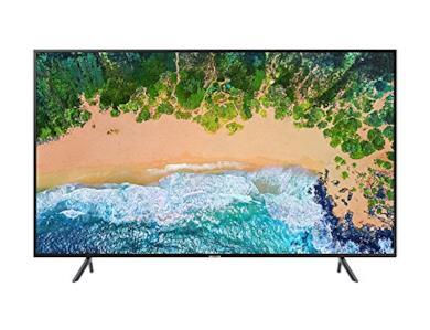 4K Ultra HD Smart TV Wi-Fi Nero