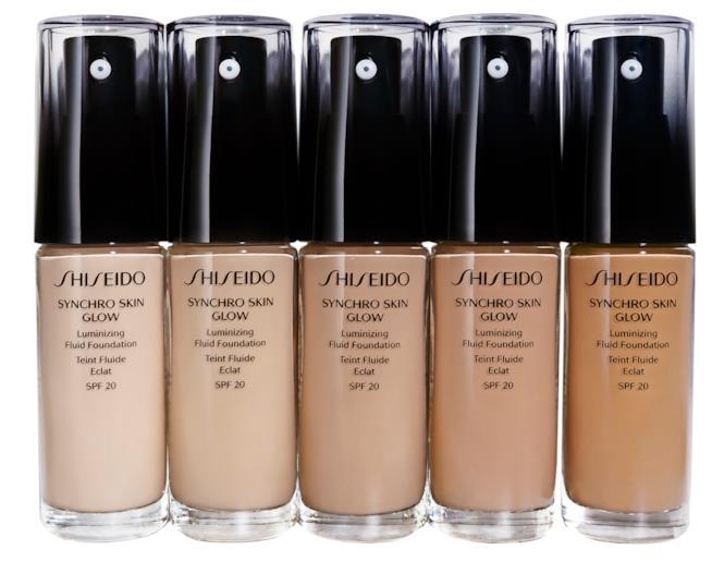 Fondotinta Shiseido Synchro Skin Glow Luminizing