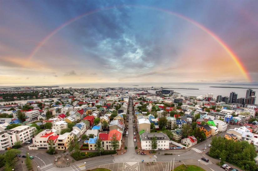 Reykjavik in Islanda: cosa vedere