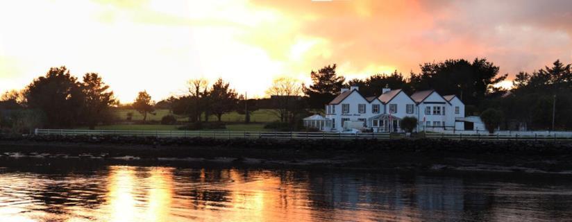 Un'immagine della Milltown House