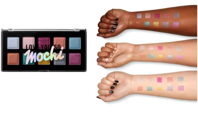 Palette Love You So Mochi in Electric Pastels di Nyx
