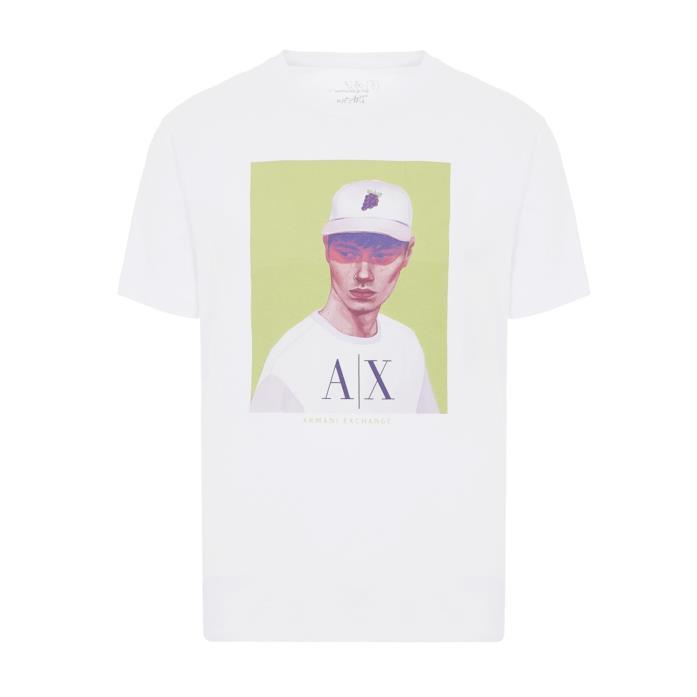 T-shirt Armani Exchange nuova collezione