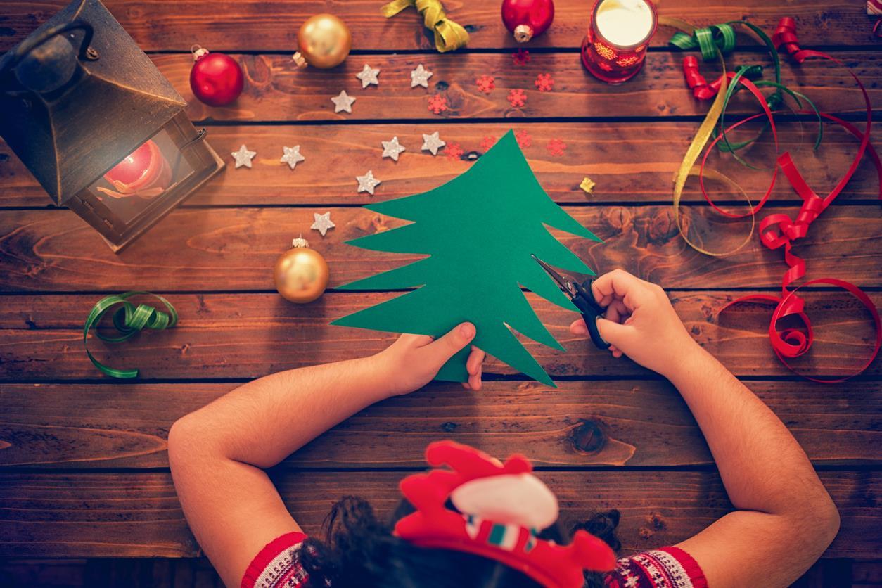 Idee Creative Natale 2016 : Che cosa fare a natale con i bambini