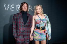 Diane Kruger e Norman Reedus