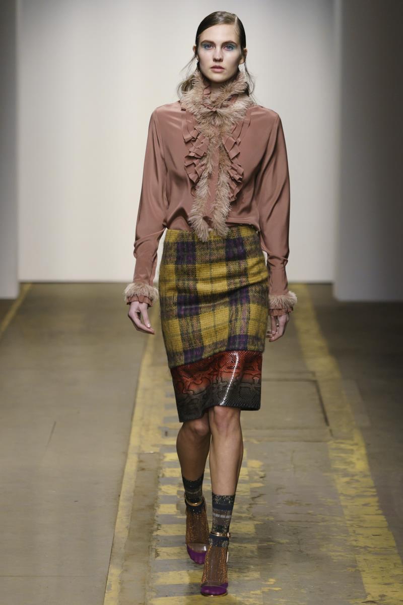 Sfilata MORFOSIS Collezione Alta moda Autunno Inverno 19/20 Roma - 16