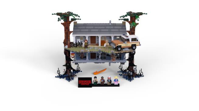 LEGO Stranger Things: