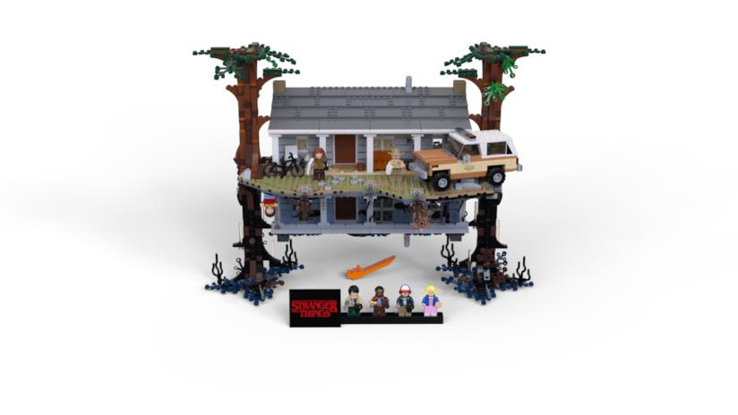 LEGO Stranger Things: