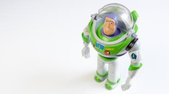 Buzz Lightyear di Toy Story della Pixar