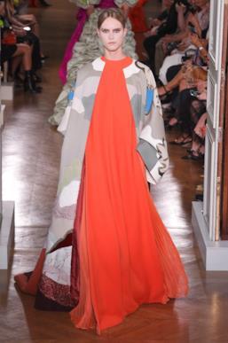 Sfilata VALENTINO Collezione Alta moda Autunno Inverno 19/20 Parigi - ISI_4135
