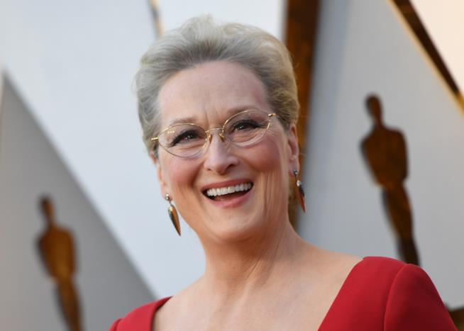 MerylStreep agli Oscar