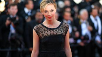 Jasmine Trinca, una delle giurate, al Festival di Cannes